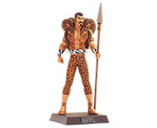 Eaglemoss Marvel Comics 023 Kraven-