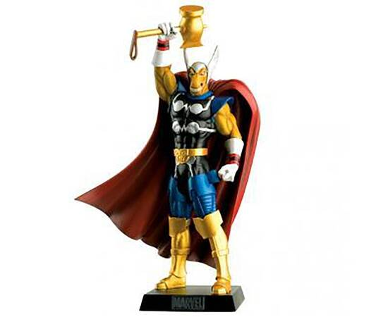 Eaglemoss Marvel Comics 140 Beta Ray Bill-