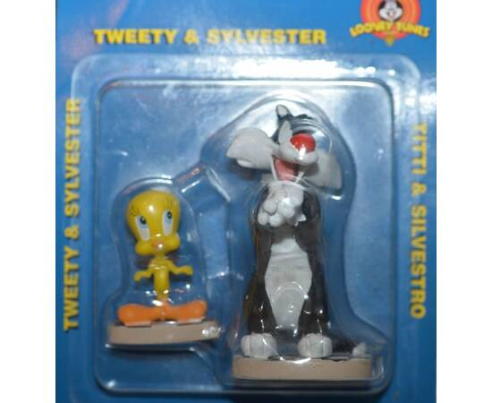 Looney Tunes Editions Atlas 03 Tweety and Sylvester-