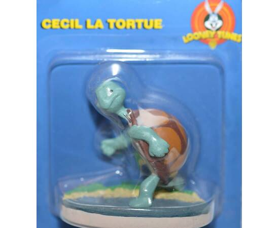 Éditions Looney Tunes Atlas 40 Cecil Turtle-