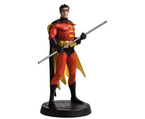 Eaglemoss DC Comics 006 Robin-