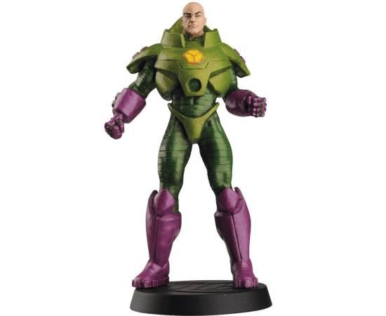 Eaglemoss DC Comics 011 Lex Luthor-