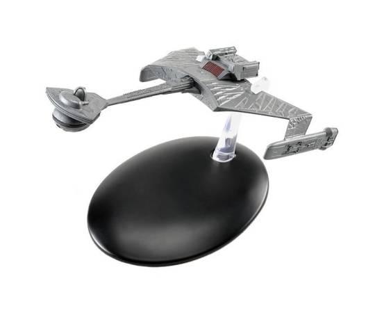 Eaglemoss Star Trek 007 K'TINGA-CLASS BATTLE CRUISER-