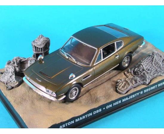 James Bond 13: ASTON MARTIN DBS  Eaglemoss Collection Cars-