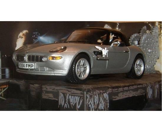 Voiture James Bond 04 BMW Z8  Eaglemoss Collection Cars-