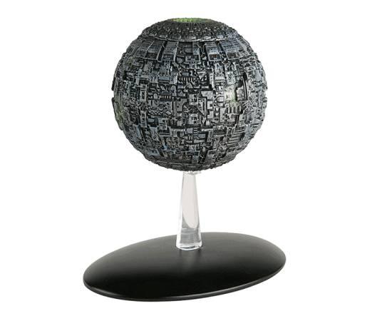 Eaglemoss Star Trek 010 Borg Sphere-