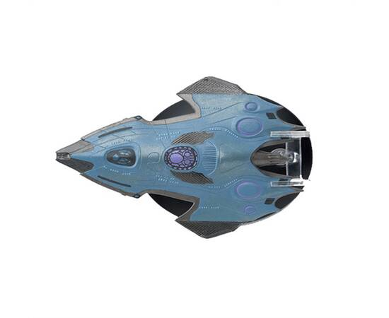 Eaglemoss Star Trek 059 U.S.S. Relativity NCV-474439-G-
