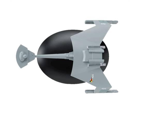 Eaglemoss Star Trek 067 Klingon D7-Class Battle Cruiser-