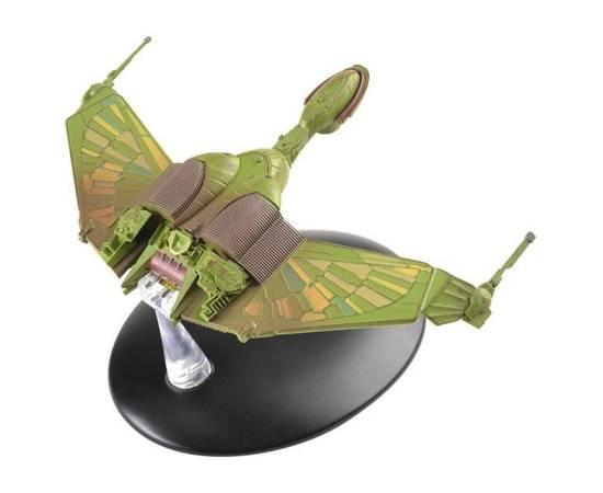 Eaglemoss Star Trek 003 Klingon Bird-of-Prey (2250)-