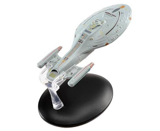 Eaglemoss Star Trek 006 U.S.S. Voyager NCC-74656-