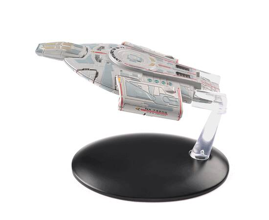 Eaglemoss Star Trek 009 U.S.S. DEFIANT NX-7420-