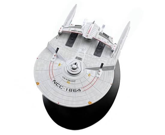 Eaglemoss Star Trek 011 U.S.S. RELIANT (MIRANDA CLASS)-
