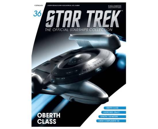 Eaglemoss Star Trek 036 Oberth-class U.S.S. Pegasus Model-