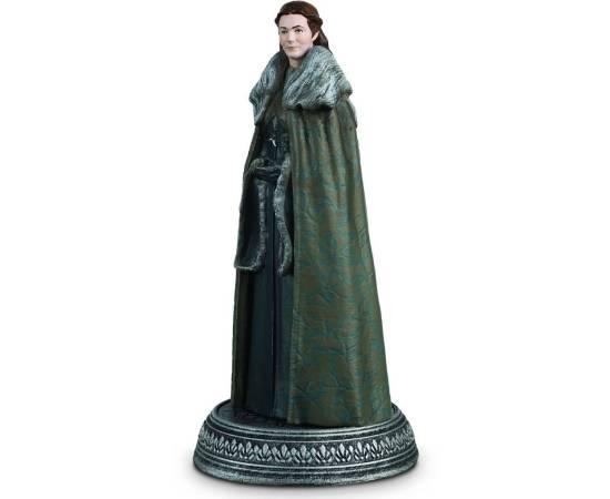Eaglemoss Game of Thrones 025 Catelyn Stark Figurine-