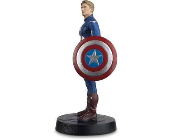 Eaglemoss Marvel Movies 003 Captain America Figurine-