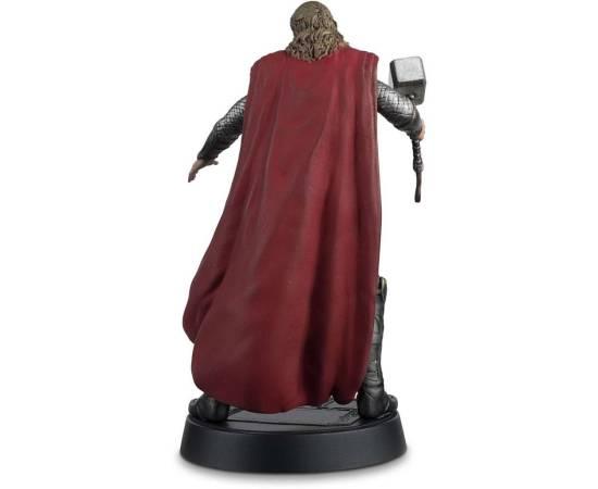Eaglemoss Marvel Movies 004 Thor Figurine (Thor The Dark World)-