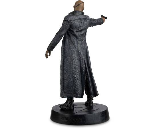 Eaglemoss Marvel Movies 006 Nick Fury Figurine-