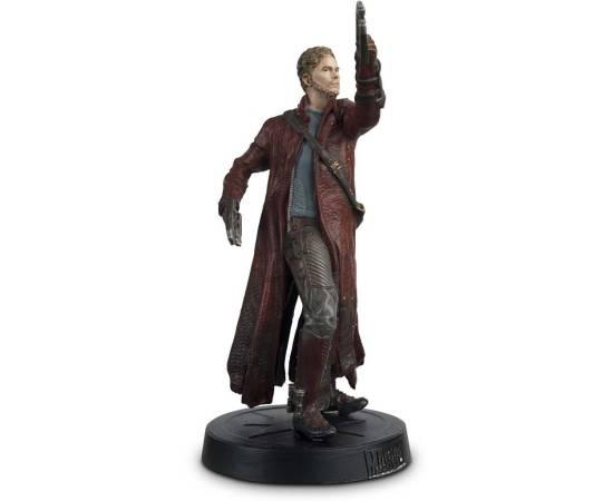 Eaglemoss Marvel Movies 007 Star-Lord Figurine (Guardians of the Galaxy)-