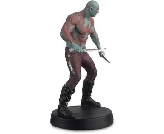 Eaglemoss Marvel Movies 009 Drax Figurine (Guardians of the Galaxy)-