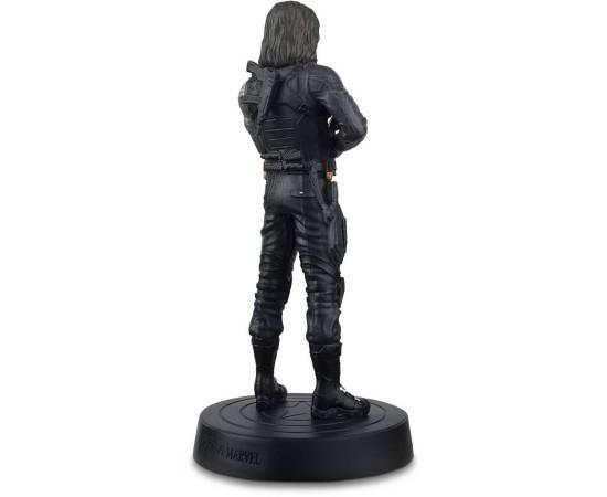 Eaglemoss Marvel Movies 010 The Winter Soldier Figurine-