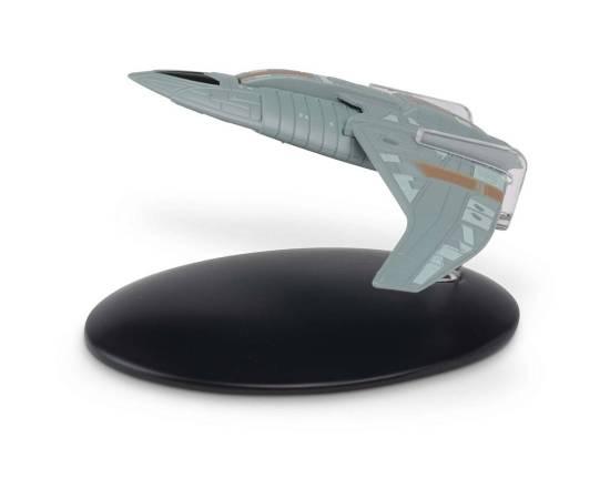 Eaglemoss Star Trek 083 Bajoran Assault Vessel-