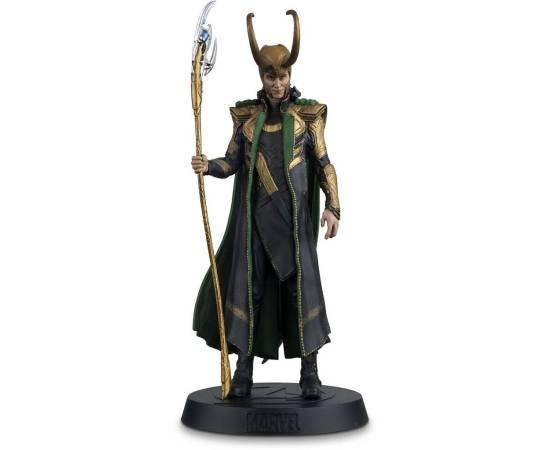 Eaglemoss Marvel Movies 005 Loki Figurine (The Avengers)-