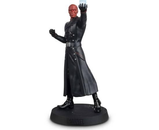 Eaglemoss Marvel Movies 008 Red Skull Figurine-