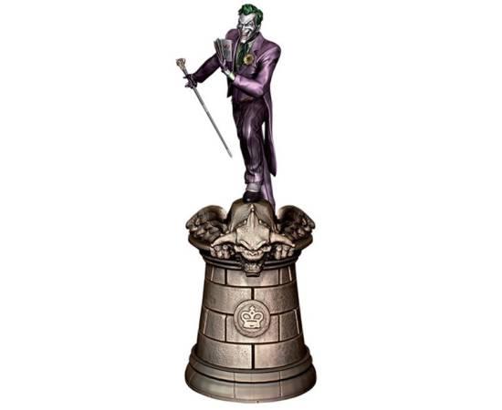 DC Chess Eaglemoss 02 Joker black king-