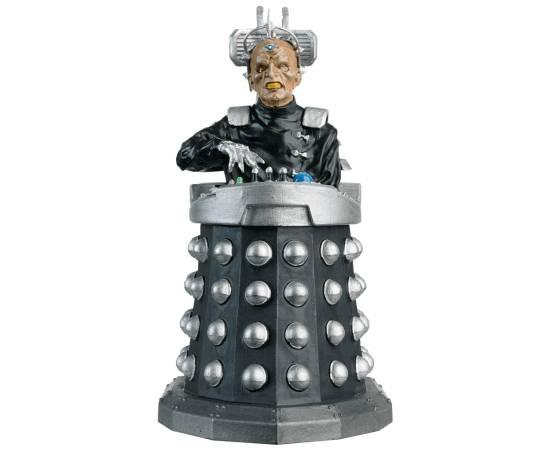 Doctor Who Eaglemoss 002 Davros-
