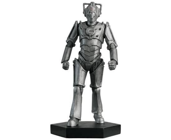 Doctor Who Eaglemoss 003 Cyber controller-