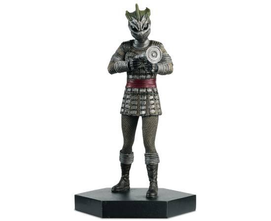 Doctor Who Eaglemoss 005 Cilurian Warrior-