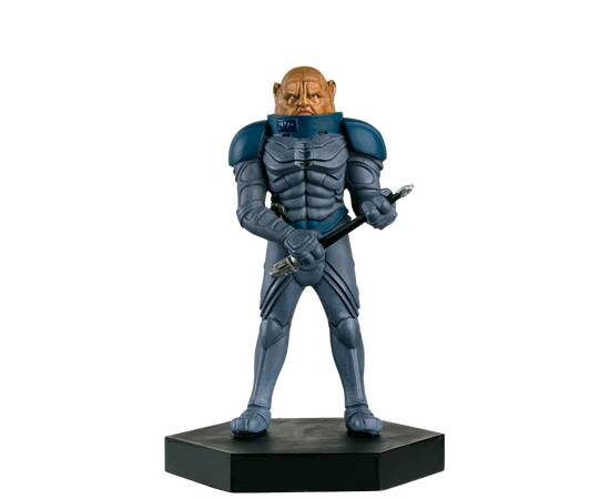 Doctor Who Eaglemoss 007 General Staal-