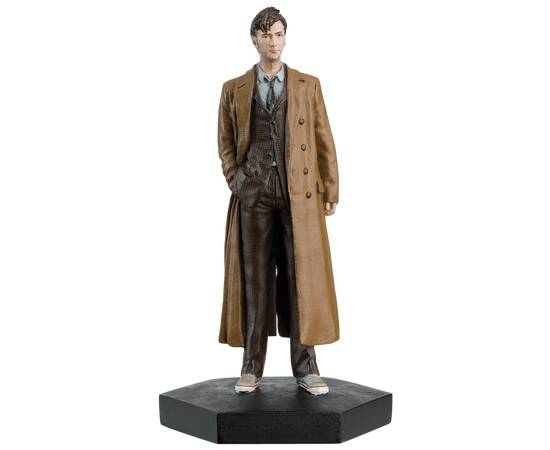 Doctor Who Eaglemoss 008 The tenth doctor-