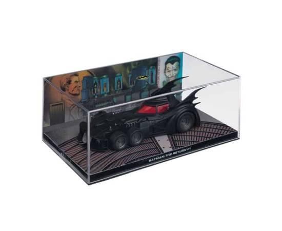 Batman Automobilia Eaglemoss 41 BATMAN THE RETURN #1-