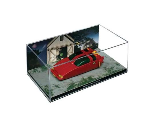 Batman Automobilia Eaglemoss 47 ROBIN #1 (ROBIN CAR)-