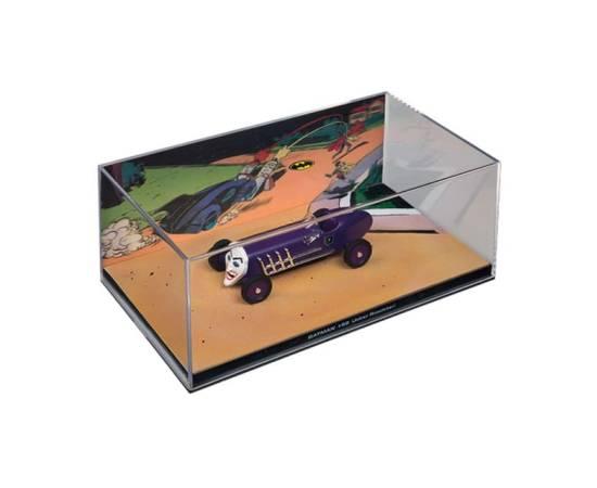 Batman Automobilia Eaglemoss 53 The Joker Roadster-