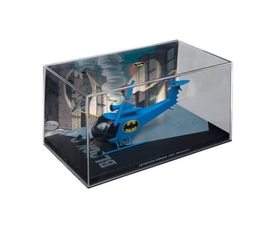 Batman Automobilia Eaglemoss 55 Detective Comics # 421: Batcopter (Mark II)-