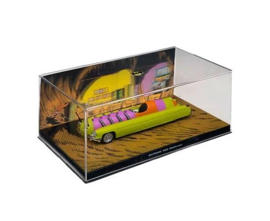 Batman Automobilia Eaglemoss 60 Batman #63: Moth-mobile model-