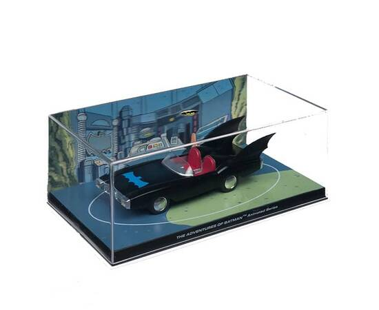 Batman Automobilia Eaglemoss 65 The Adventures of Batman Animated Series-