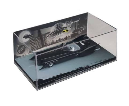 Batman Automobilia Eaglemoss 76 Batman Black & White #3-