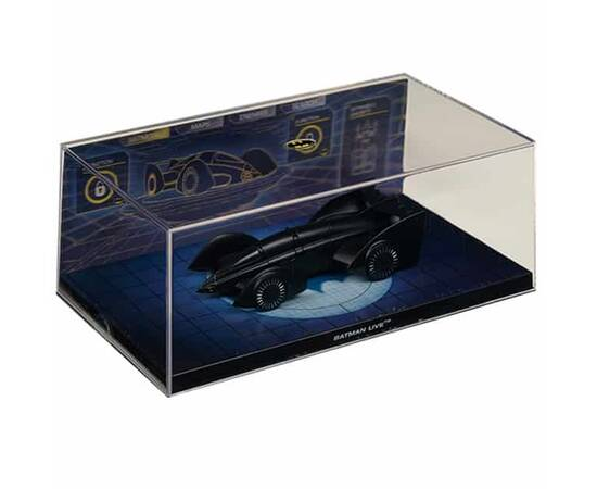 Batman Automobilia Eaglemoss 80 Batman Live ISSUE #80-