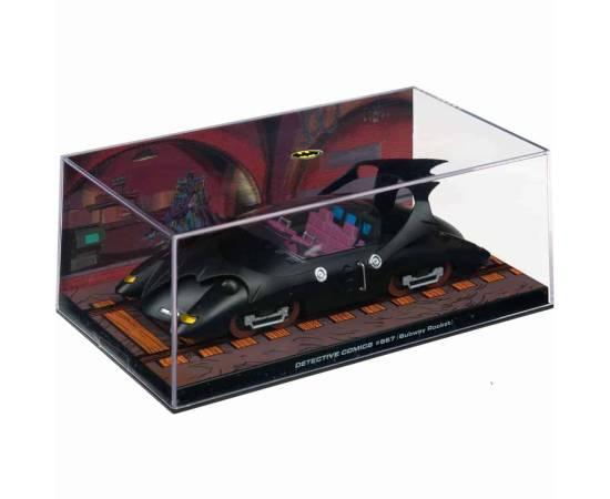 Batman Automobilia Eaglemoss 36 DETECTIVE COMICS #667 (SUBWAY ROCKET)-