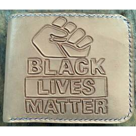 Black Lives Matter wallet-